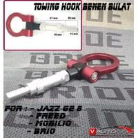 Towing Hook Benen Bulat Jazz GE 8 Freed Mobilio Brio Towing Benen