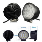 Lampu Sorot 14 Titik 42 Watt Bulat - LED 14 Mata Worklight 42 Watt Bulet 1