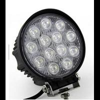 Jual Lampu Sorot 14 Titik 42 Watt Bulat - LED 14 Mata Worklight 42 Watt Bulet 2