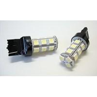 Dari Lampu LED T20 2 KAKI 18 titik Sein - LED Send 18 mata - LED T20 1