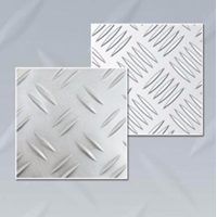 Jual Checker Plate Aluminum Forte