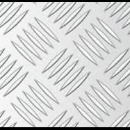 Plat Bordes Aluminium 1.5 Mm 1X2 Mtr