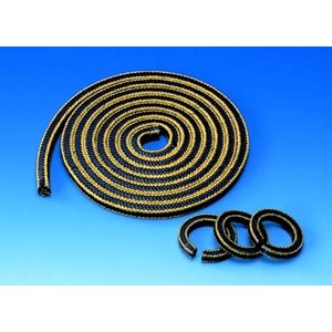 Gland Packing Tiger Packing PTFE Graphite Fiber And Aramid Fiber Packing