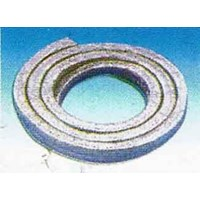 Gland Packing Inconel Wire Inserted Carbon Fiber Packing