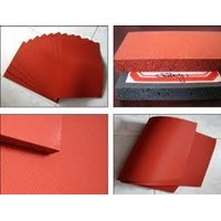 Jual Sponge Silicone Rubber sheet