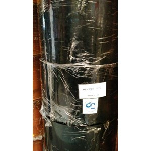 pvc curtain strip warna hitam 3mmx20cmx50m