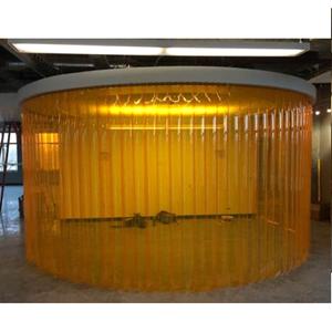 Tirai PVC Curtain Amber (Anti Serangga)