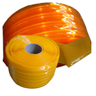 Tirai PVC Ribbed Double 1