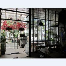 Pintu Kaca Tempered Restoran