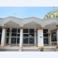 Pintu UPVC Tempat Ibadah