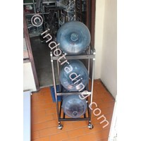 Distributor Rak Galon Air Mineral 3