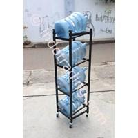 Rak Galon Air Mineral 1