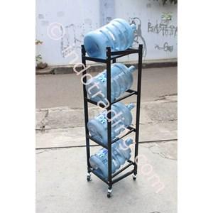 Rak Galon Air Mineral