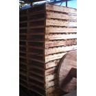 Pallet kayu ukuran 100 X 120 X 14 Cm Fourway 1