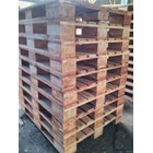 Pallet kayu ukuran 100 X 150 X 16 Cm Fourway 2