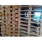 Pallet kayu ukuran 110 X 130 X 16 Cm Fourway 1