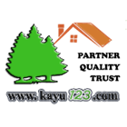 Pallet kayu ukuran 110 X 150 X 16 Cm Fourway 3