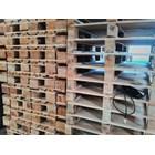 Pallet kayu ukuran 120 X 140 X 16 Cm Fourway 1