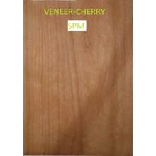 Veneer Kayu Cherry