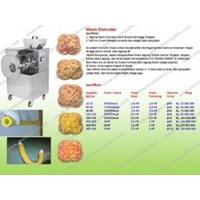 Mesin Penggorengan Ekstruder Snack Jipang