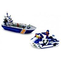 Lego Orient Model Kapal Laut