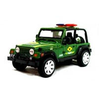 Super Die-Cast Jeep