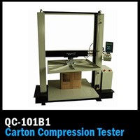Cometech QC-101B1 Carton Compression Tester