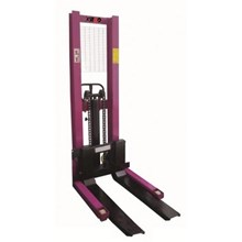 Hand Lift Stacker Manual - GAZD