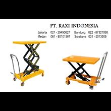 LIFT TABLE MANUAL Merk SEISI Kapasitas 150 KG - 1 TON