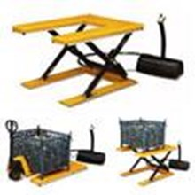 U-Low Lift Table Electric 500 KG - 1.5 TON