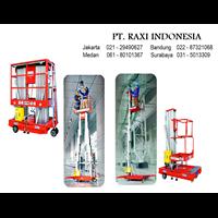 Jual Tangga Hidrolik - Manlift - Tangga Elektrik 6 - 16 Meter