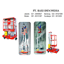 Tangga Hidrolik - Manlift - Tangga Elektrik 6 - 16 Meter