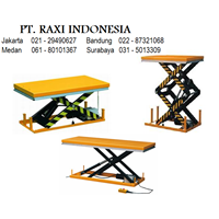 Jual Lift Jack - Electric Lift Table Kapasitas 1-4 Ton