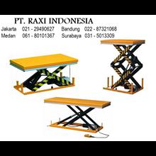 Electric Lift Table Kapasitas 1-4 Ton