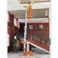 Scissor Lift - Sewa Manlift 12 Meter