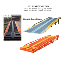 Lift Dock - Movable Dock Ramp