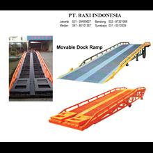 Lift Dock - Loading Dock Ramp 6 - 10 Ton