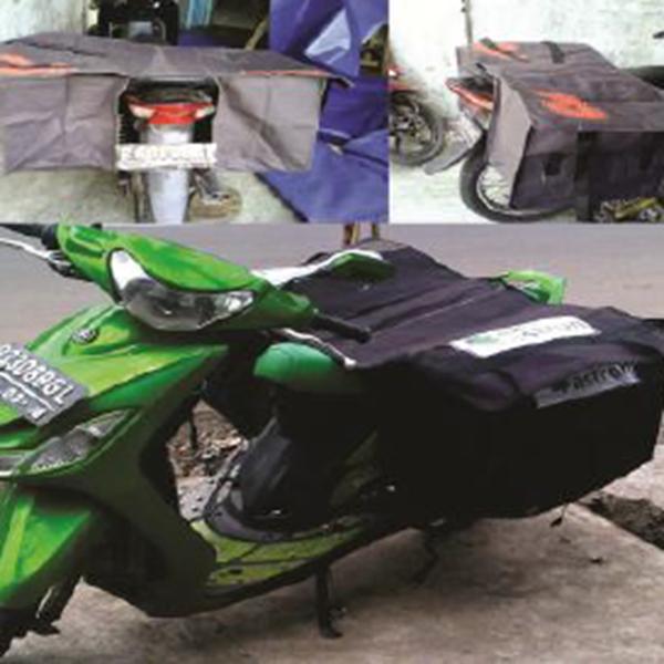 Tas Motor (Saddle Bag)