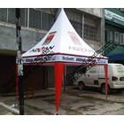Tenda promosi kerucut 4