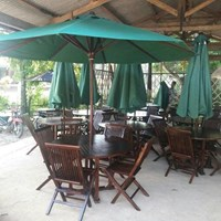 Jual Tenda Payung Jati