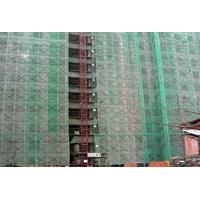 jaring pengaman gedung