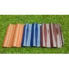 Genteng Keramik butterfly maroon  8