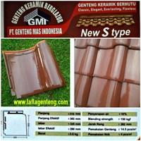 Jual Genteng Keramik GMI  new S-type
