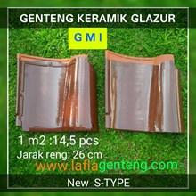 Genteng Keramik GMI  S-type