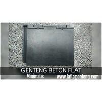 Jual Genteng Beton flat minimalis