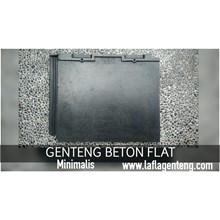 Genteng Beton flat minimalis