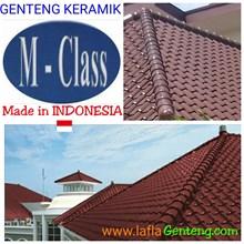 Genteng keramik  mclass