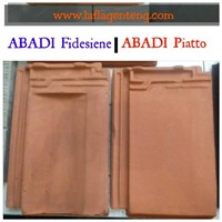 Jual Genteng  flat ABADI piatto-fidesienne