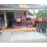 Jual cat genteng - roof paint service