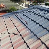 Beli cat genteng - roof paint service 4